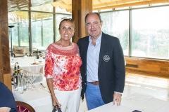 Primera clasificada damas hcp - Consuelo Gonzalez
