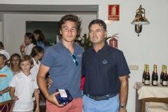 Torneo Junior 18 hoyos . 4º clasificado