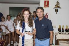 Torneo Junior 18 hoyos -1ª clasificada