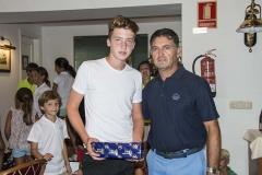 Torneo Junior 18 hoyos - 3er clasificado