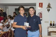 Torneo Junior 9 hoyos - 1er clasificado