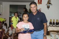 Torneo Junior P&P 1ª clasificada