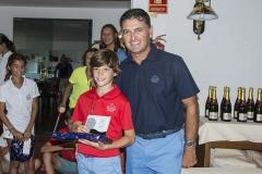 Torneo Junior P&P 1er clasificado